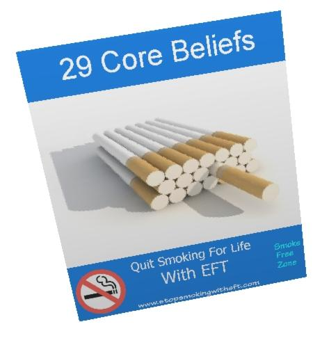 29 Core Smoking Beliefs